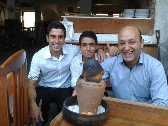Erzincan Restaurant : testi kebab