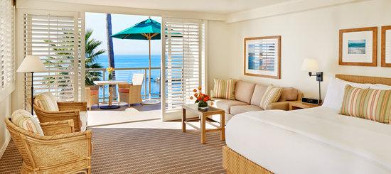 The Inn At Laguna Beach: Guest room