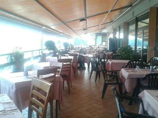 la terrazza - Picture of Volo a Vela, Varese - TripAdvisor
