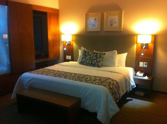 Casa Inn Premium Hotel Queretaro: Cama