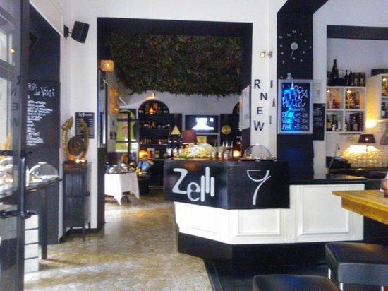 Zelli wine bar torino ristorante recensioni numero di for Bar maison torino