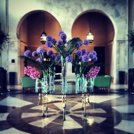 Four Seasons Resort Sharm El Sheikh: lobby