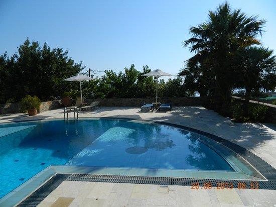 Elounda Vista Villas : Excellent pool!