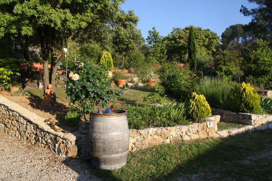 Campagne De La Source St Martin : jardin