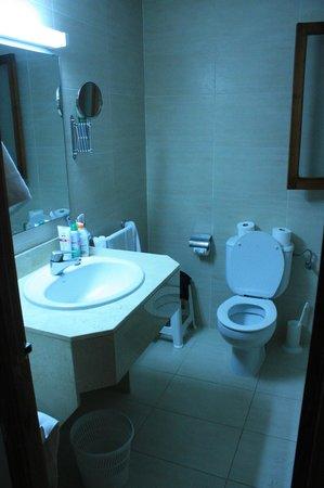 Hotel Gaya: Ванная комната
