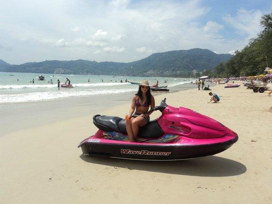 Patong Beach Hotel: Patong Beach