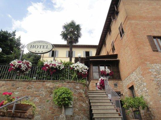 Hotel Arcobaleno: hotel pequeno e aconchegante