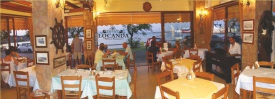 Locanda Greek Restaurant : Locanda Demenagas Greek restaurant