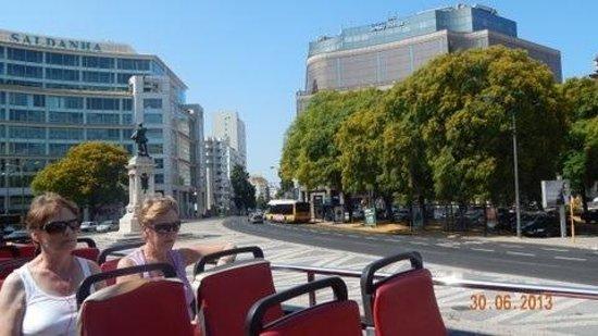 Cityrama Gray Line Portugal : Προσθήκη λεζάντας