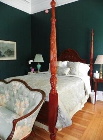 Marble Mansion Inn : Kipling Room