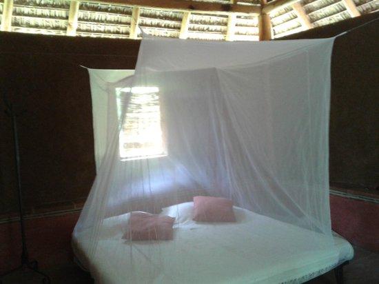 Copalli Malinalco: cama