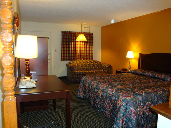 Americas Best Value Inn Ronks : King