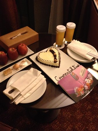 Raouche Arjaan by Rotana: Welcome goodies