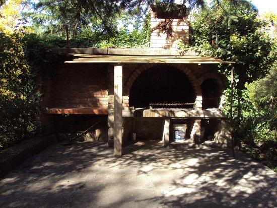 Hotel Las Cascadas : El asador