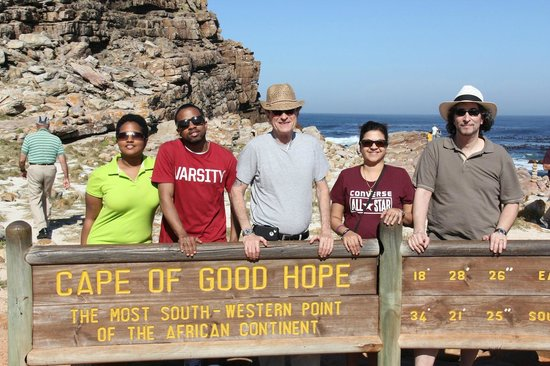 Escape to the Cape Sightseeing Tours