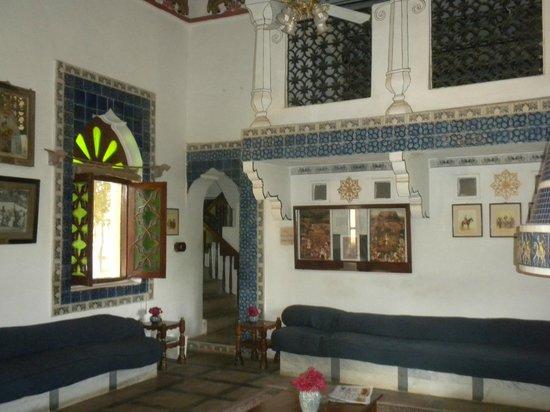Bundelkhand Riverside: struttura
