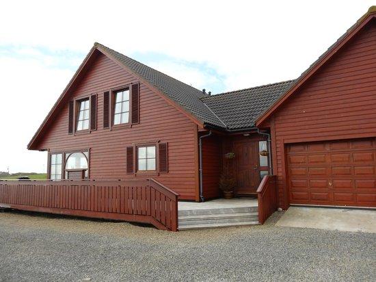 Westrow Lodge B & B: Aussen Ansicht