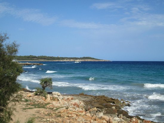 Universal Hotel Perla: Praia