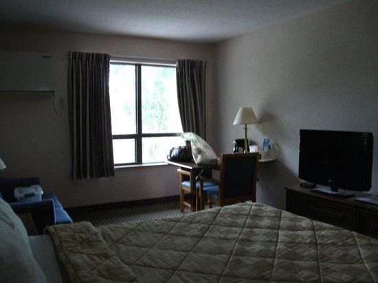 Comfort Inn Drummondville: la chambre