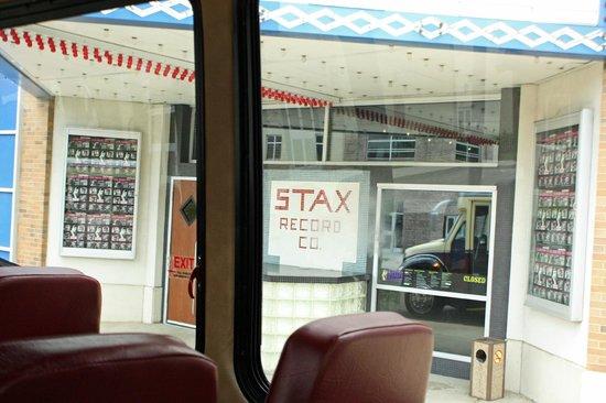 Backbeat Tours: Mojo Music Bus Tour - STAX