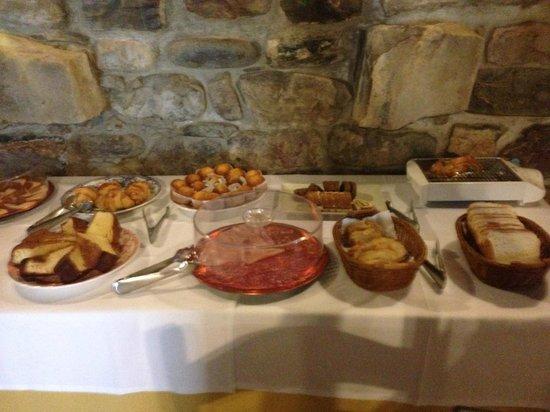 Hotel Casona La Hondonada: Desayuno 2