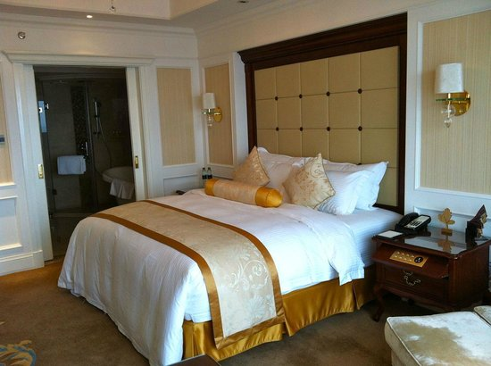 Kempinski Hotel Guiyang : My room in May 2013