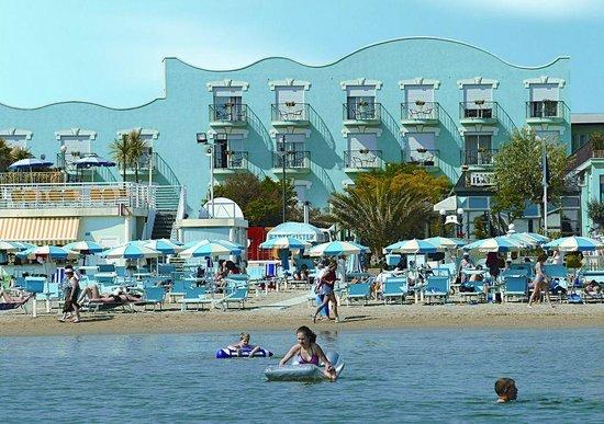 Hotel Bristol : hotel dal mare