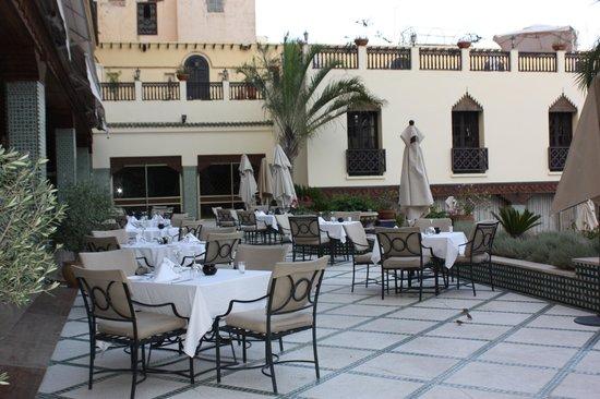 Sofitel Fes Palais Jamai: Breakfast