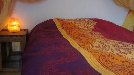 Petite-Chapelle, Belgique : Saffron Room
