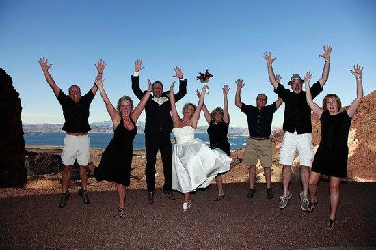 Scenic Las Vegas Weddings Chapel Lake Mead National Park
