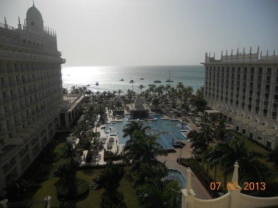 Hotel Riu Palace Aruba: What a view