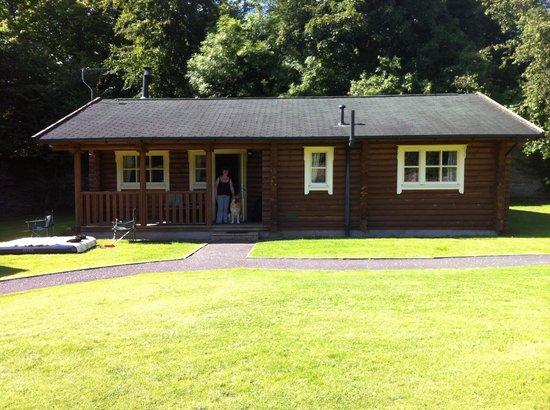 Hoseasons Gadgirth Lodges: Sprouce Lodge
