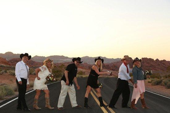 Scenic Las Vegas Weddings Chapel Fun Wedding Ideas