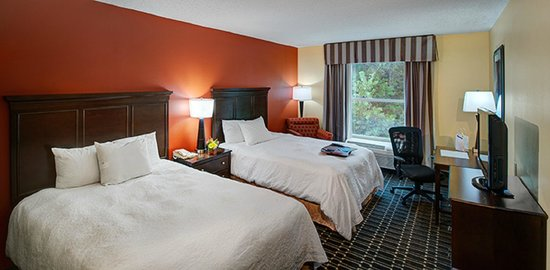 Hampton Inn and Suites Charlotte - Arrowood Rd.: Guest Room