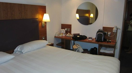 Premier Inn London Kings Cross Hotel: la camera