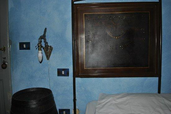 Casa Morgana: tastata letto
