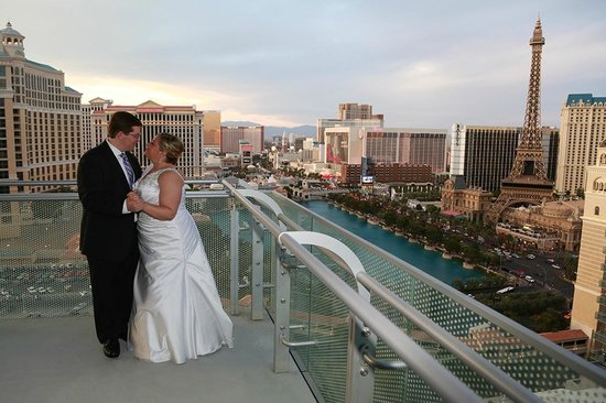 Scenic Las Vegas Weddings Chapel The Cosmopolitan