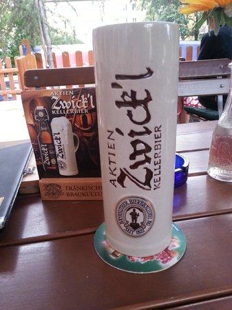 Hot Bandito Bar & Restaurant: tolles Bier