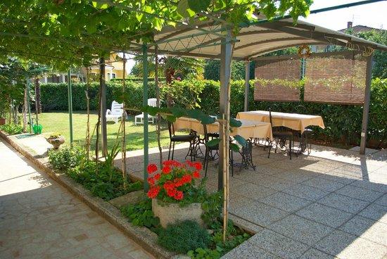 Apartments & Rooms Barbara: Garden