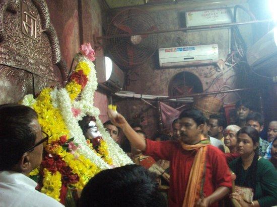 Maa Tara Temple: During aarti