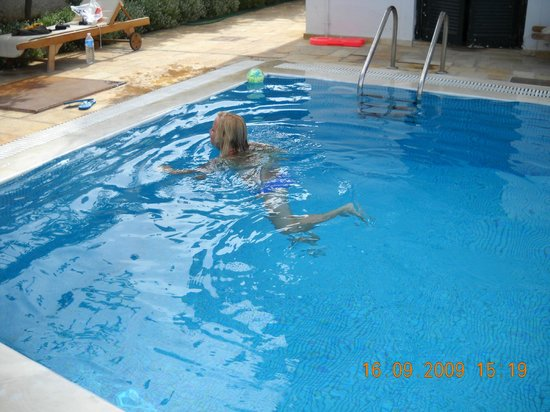 Ionian Marie Hotel: the pool