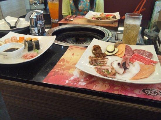 Yakimix: 料理