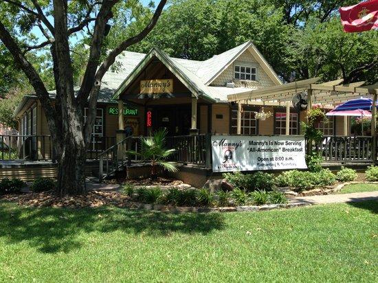 Manny S Uptown Dallas Oak Lawn Menu Prices