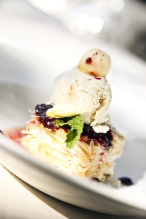 The Palm Restaurant: Our Desserts