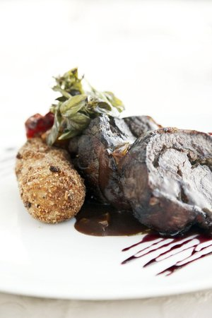 Palm Restaurant at Ilala Lodge Hotel : Dinner Menu