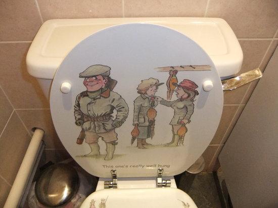 The Hood Arms: ladies' toilet