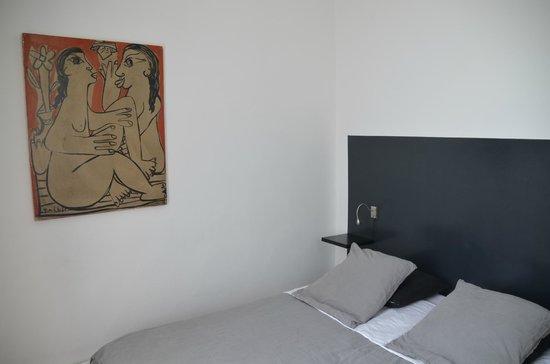 Maison d Hotes Metafort: chambre