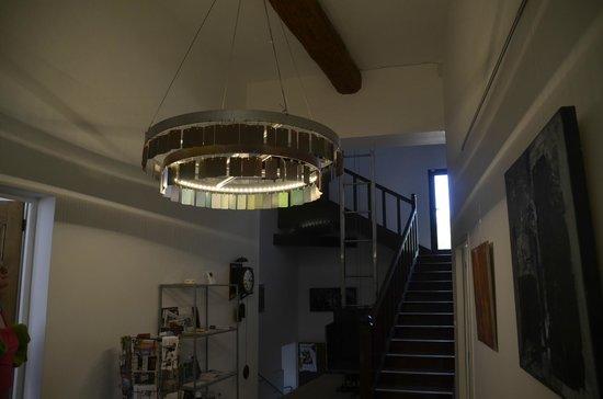 Maison d Hotes Metafort: intérieur