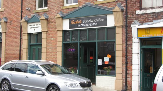 Tasha's Sandwich Bar NOW CALLED WORTH COMING BACK