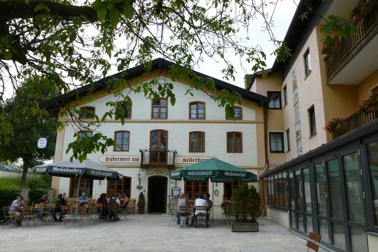 Huberwirt am Kellerberg: Gasthof